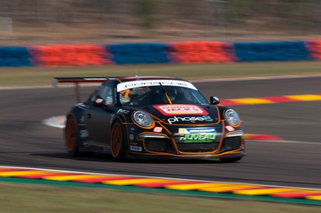Round 4 of the 2017 Porsche Carrera Cup