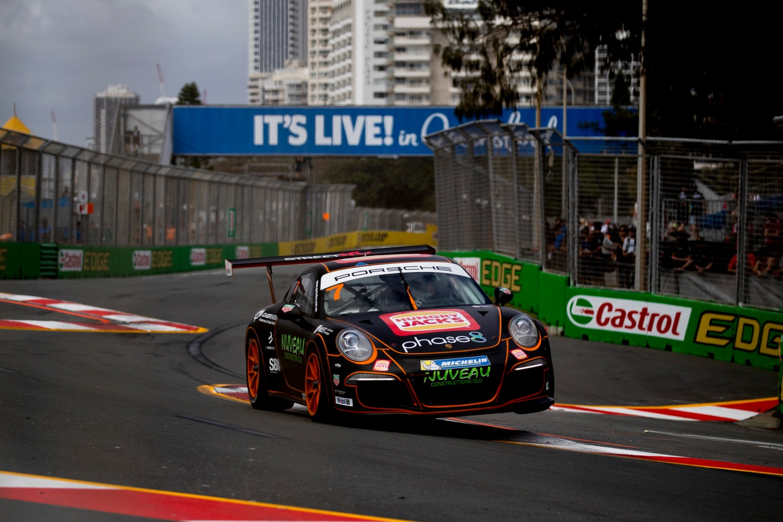 Round 8 of the 2017 Porsche Carrera Cup